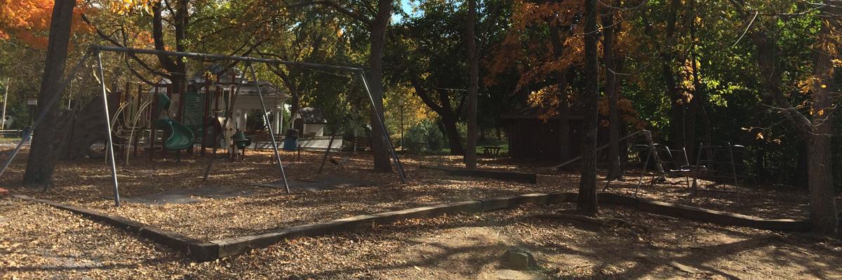 Echo Dell playground