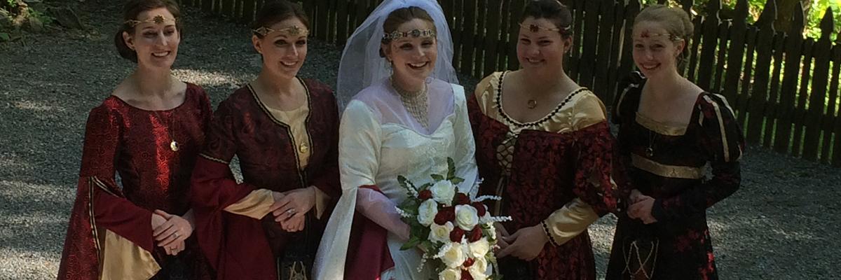 wedding photo at Echo Dell
